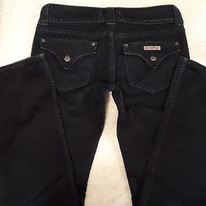 Hudson Dark Blue Denim Bootcut Jeans Size 29